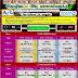 A/L - தொழினுட்ப மாணவர்களுக்கான Zoom  வகுப்பு நேர அட்டவணை - 22.06.220 - 27-06-2020 - வடமாகாணம்