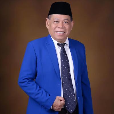 Obituari  Drs. H. Ali Ahmad S.H.Pria Humoor itu  dalam Sepi telah Pergi