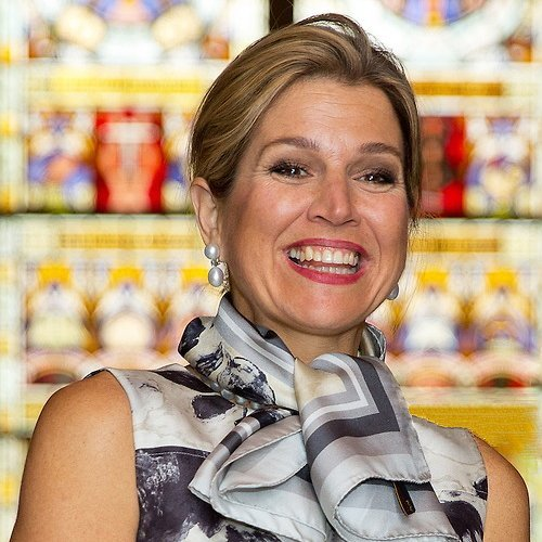 Queen Maxima of the Netherlands attends the induction of Professor Javier A. Couso at the Utrecht University on May 18, 2015 in Utrecht.