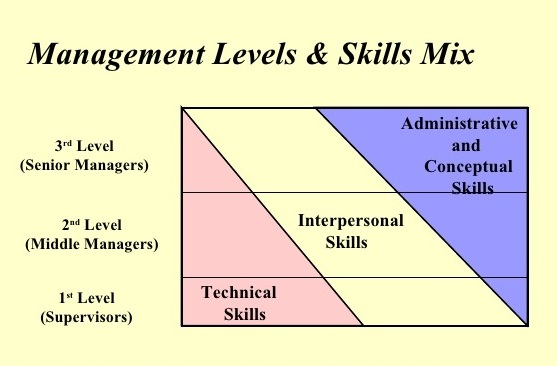 Management Functions and Managerial Types & Skills