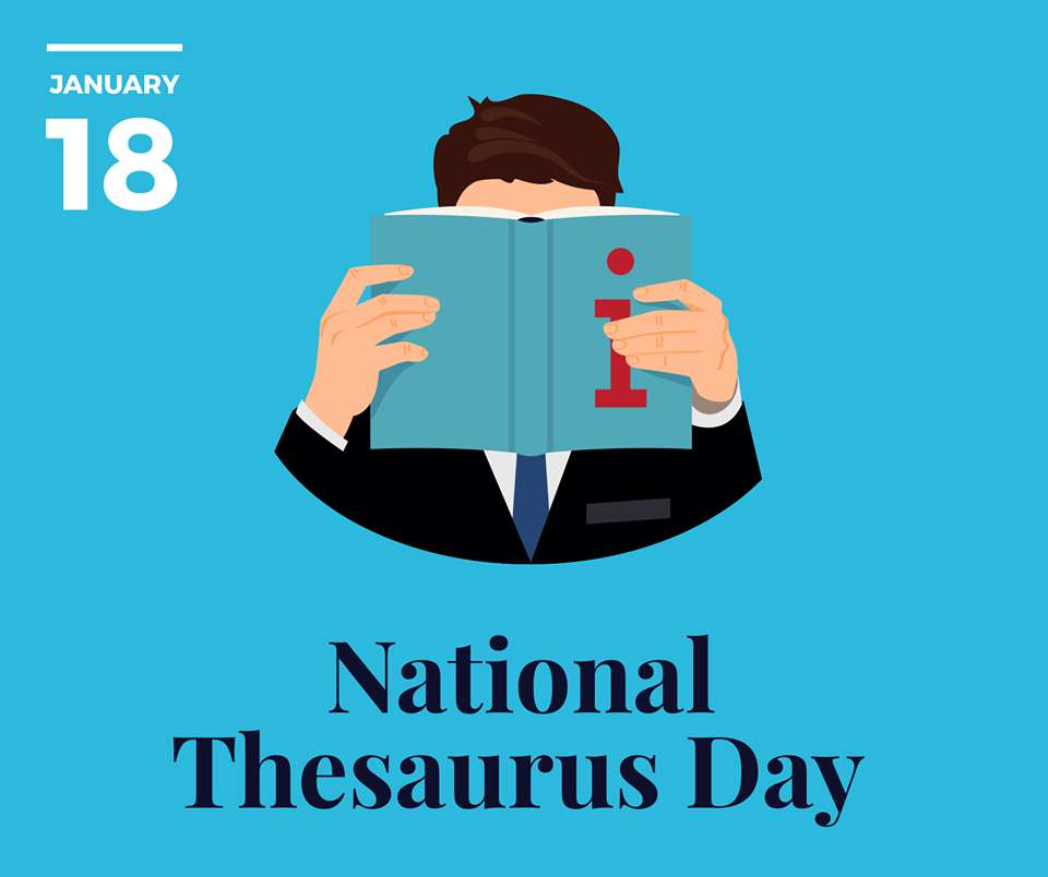 National Thesaurus Day Wishes pics free download