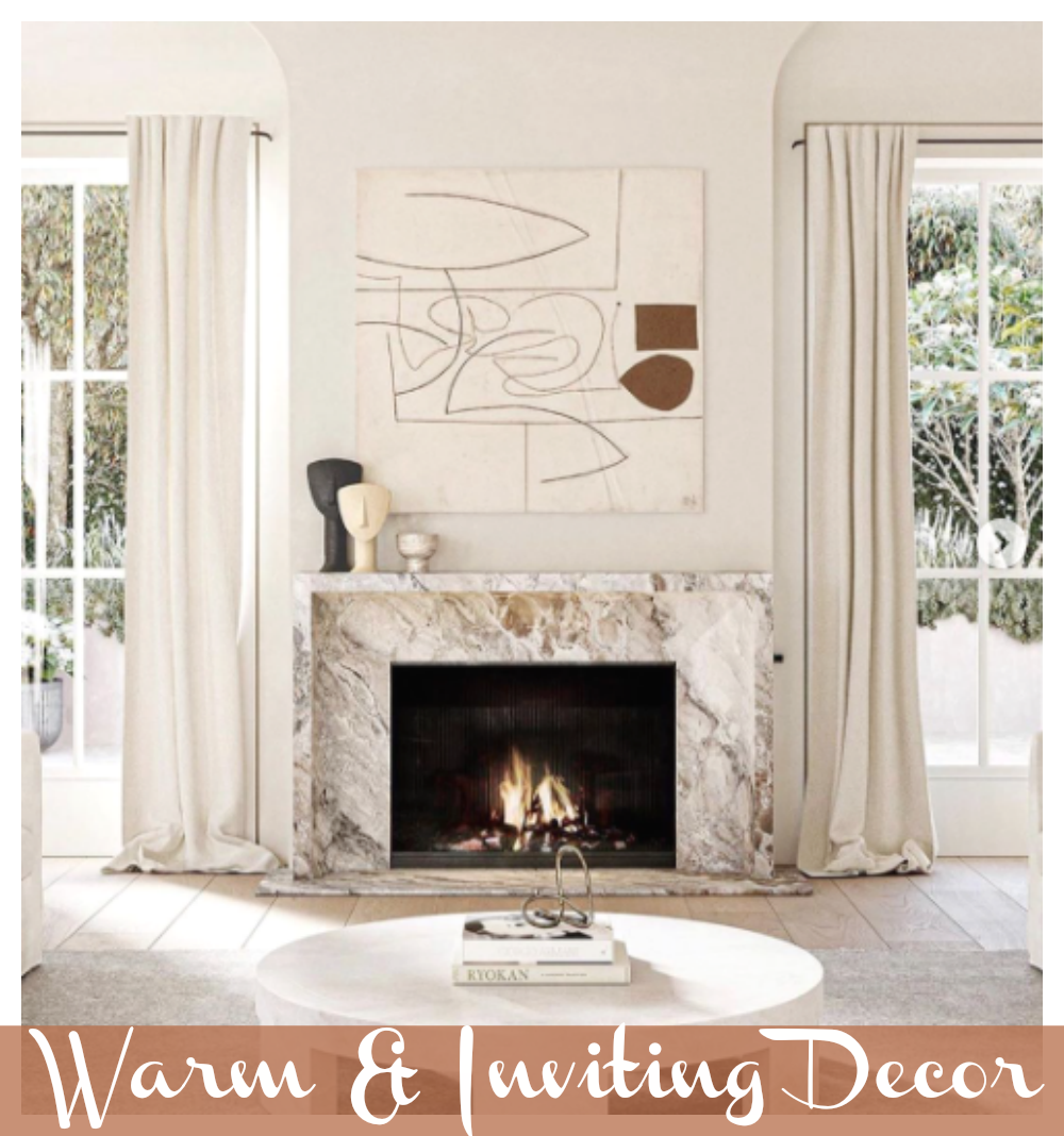 Discover how to add warmth and create an alluring and cozy design aesthetic in your home.