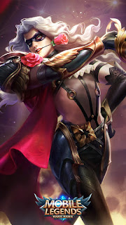 Lancelot Masked Knight Heroes Assassin of Skins V3