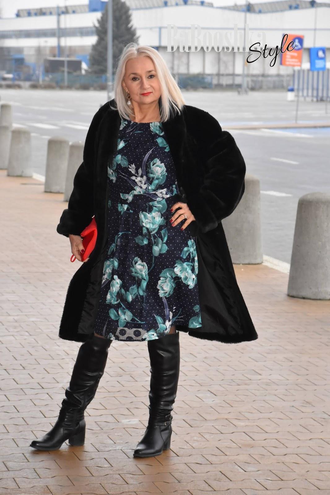 armani, orsay, fur, alaska, kodmody-stylistka.com.pl