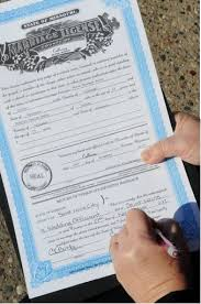 how to get certified true copy of marriage certificate