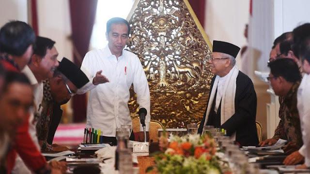 Jokowi Ungkap Sejumlah Menteri Tak Patuh di Periode Pertamanya