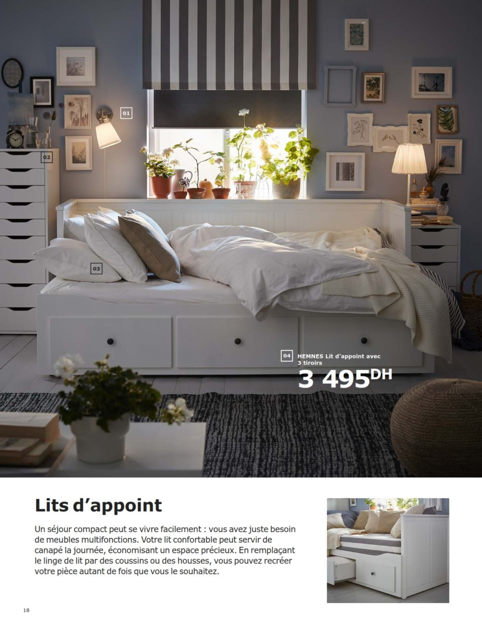 Catalogue Ikea Maroc Chambres à Coucher 2019 Hmiztak
