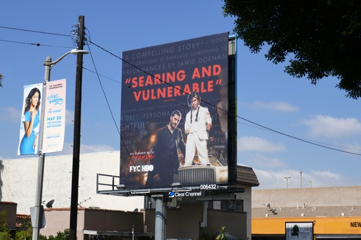 My Dinner Hervé 2019 Emmy FYC billboard