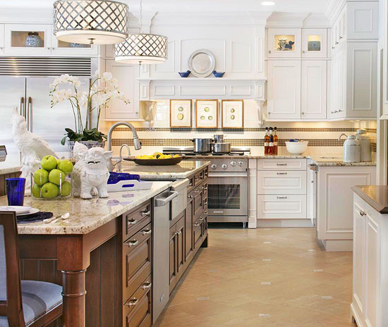 Gorgeous Kitchens: Mix And Chic: A Gorgeous Designer Showhouse Kitchen