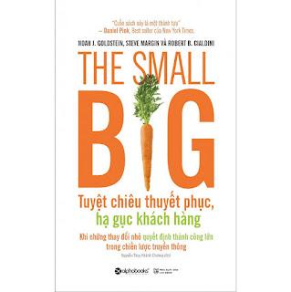The Small Big – Tuyệt Chiêu Thuyết Phục, Hạ Gục Khách Hàng ebook PDF-EPUB-AWZ3-PRC-MOBI