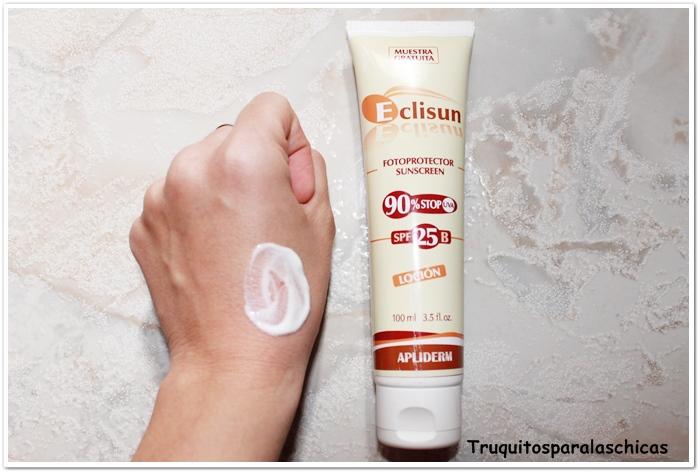 protectores solares pieles delicadas