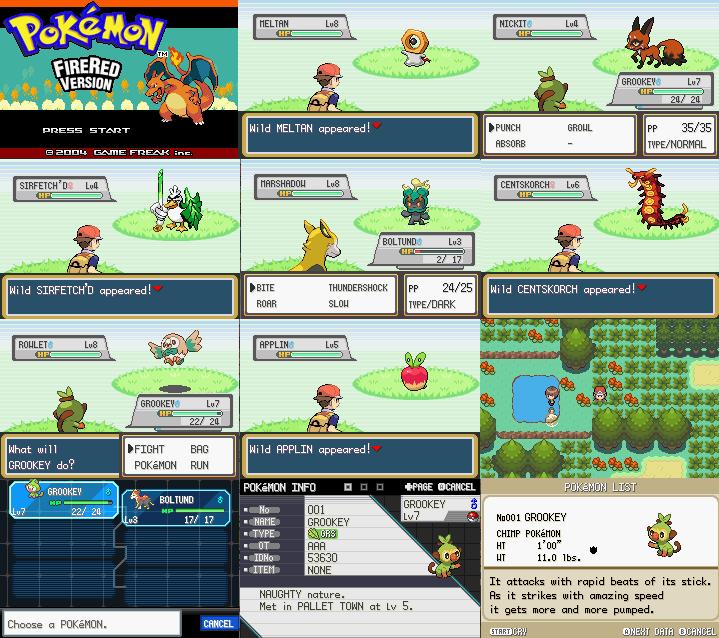 Pokemon Pride Version GBA ROM Hack Download