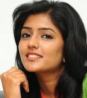 Beautiful Hyderabadi Girl Eesha Rebba Oily Face Close Up Stills (10)