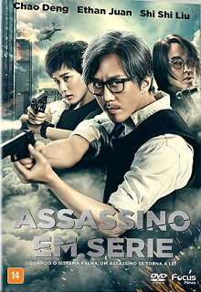 Assassino em Série (2018) Torrent – WEB-DL 720p e 1080p Dublado / Dual Áudio 5.1 Download
