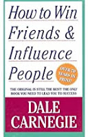 My Favorite Things List, How to Win Friends & Influence People, www.justteachy.com