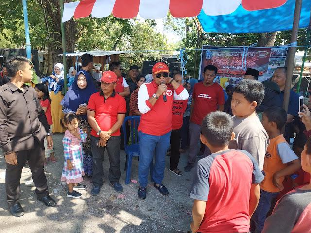 Bupati Bone Apresiasi Pesta Rakyat Aksi Merdeka Sungai Baranjangan