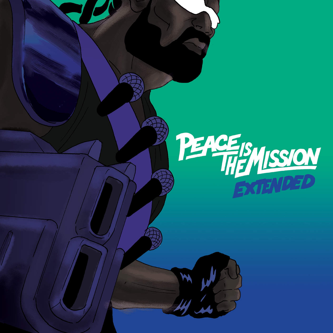 Major Lazer - Light It Up (feat. Nyla & Fuse ODG) [Remix] - Single Cover
