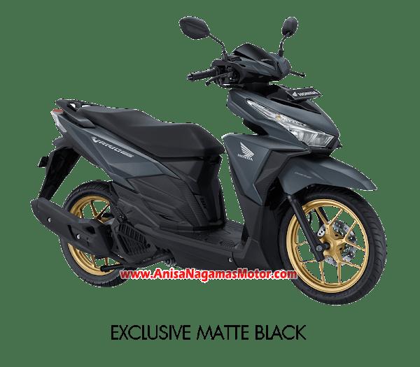 Vario 150 Exclusive Matte Black 2018 Anisa Naga Mas Motor Klaten Dealer Asli Resmi Astra Honda Motor Klaten Boyolali Solo Jogja Wonogiri Sragen Karanganyar Magelang Jawa Tengah.