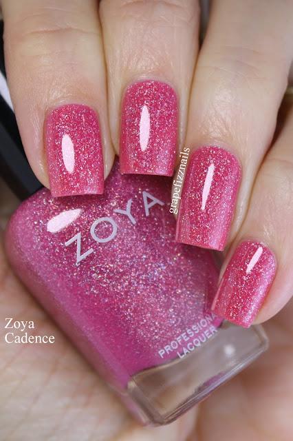Zoya Cadence, Winter Holos