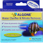 Algone for Nitrate Control in Aquarium