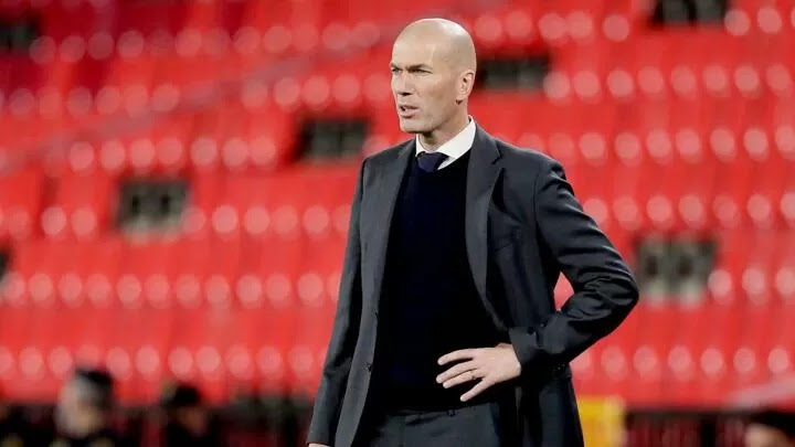 Real Madrid will 'go to the end' in LaLiga title race, says Zidane