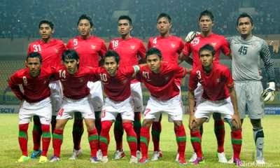Formasi Timnas Indonesia Sea Games 2013