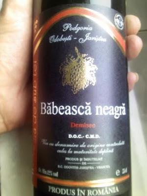 Babeasca Neagra