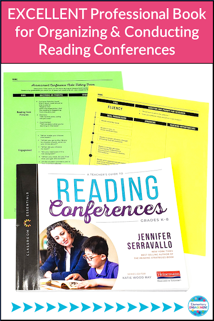 A very thorough resource for planning, organizing, conducting and recording reading conferences!