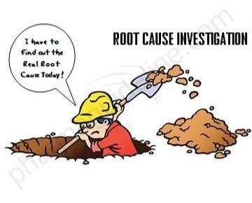 Root Cause Investigation