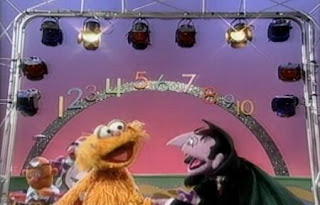 Zoe and The Count sing Little Miss Count Along. Sesame Street Best of Friends