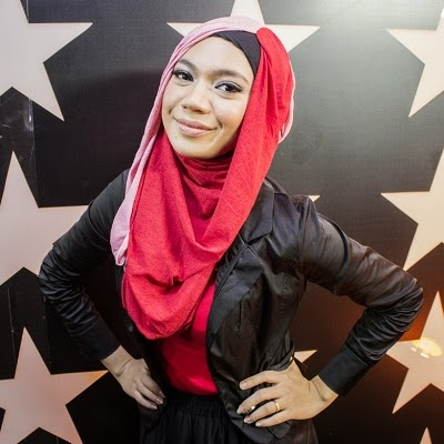 Indah Nevertari Rising Star Indonesia
