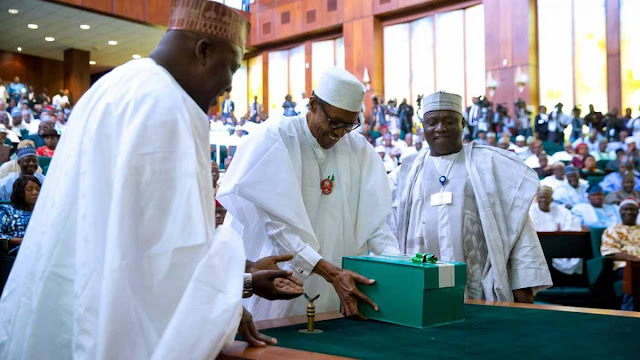 Buhari to submit 2020 budget on Tuesday