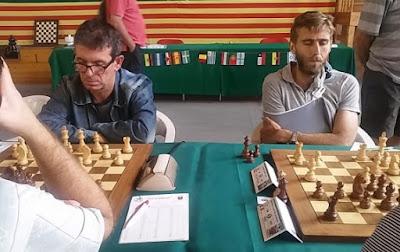 BENASQUE: Gran torneo de los valencianos. Pallardó definitiva norma y virtual MI. Trobat norma de MI. Torres y Valmaña quedaron a medio punto de las normas de MI y GM
