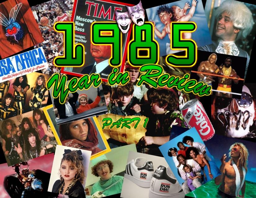 decibel geek podcast episode 97 1985 year in review part 1