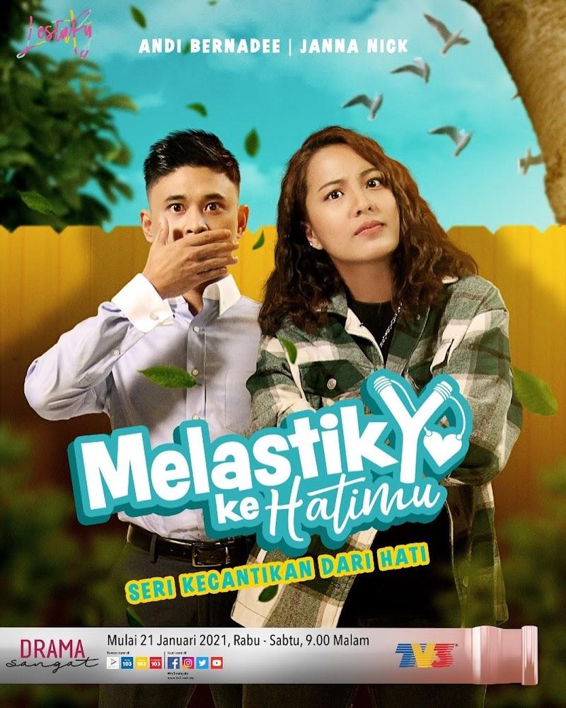 Slot Lestary TV3 - Melastik Ke Hatimu Full Episode