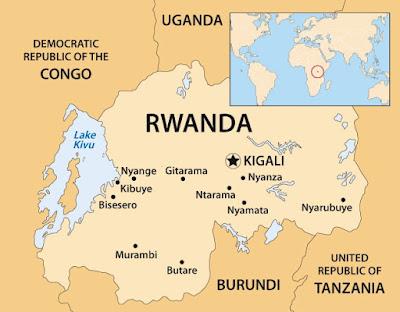 Geopolítica de las lenguas en Ruanda