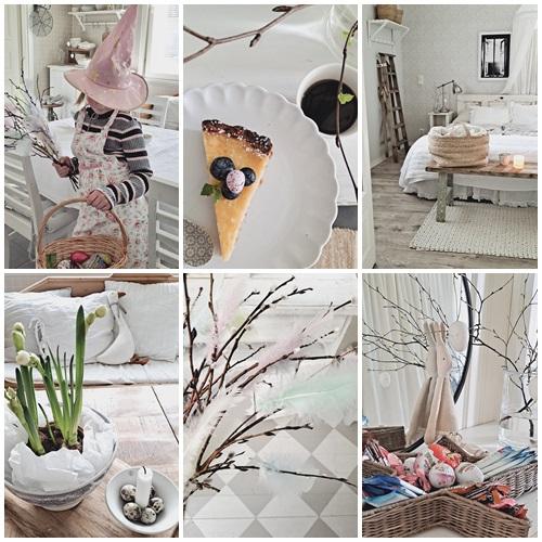 pääsiäinen, easter, easterdecor, pääsiäisen tunnelmia, keväinen koti, sisustus, vaalea koti