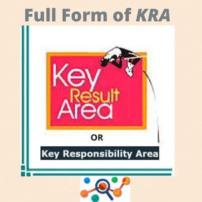 Full Form of KRA
