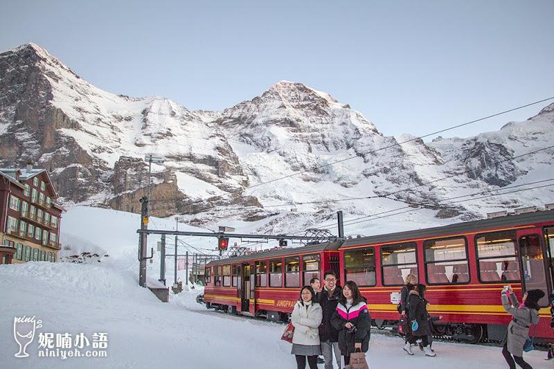 【坐火車遊瑞士】少女峰登山路線全攻略。如何搞懂少女峰鐵路交通