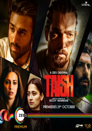 Taish 2020 Hindi HDRip 720p ESub