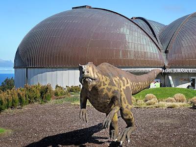 Museo del Jurásico en Asturias