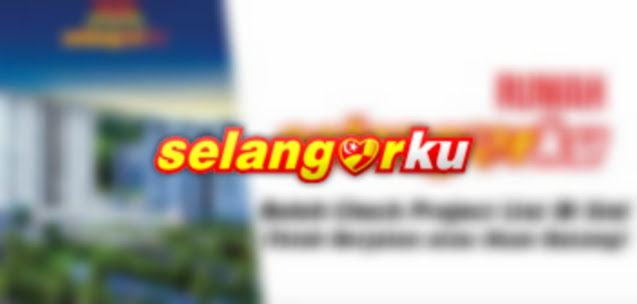 Permohonan Rumah Selangorku 2021 Online (Pendaftaran)