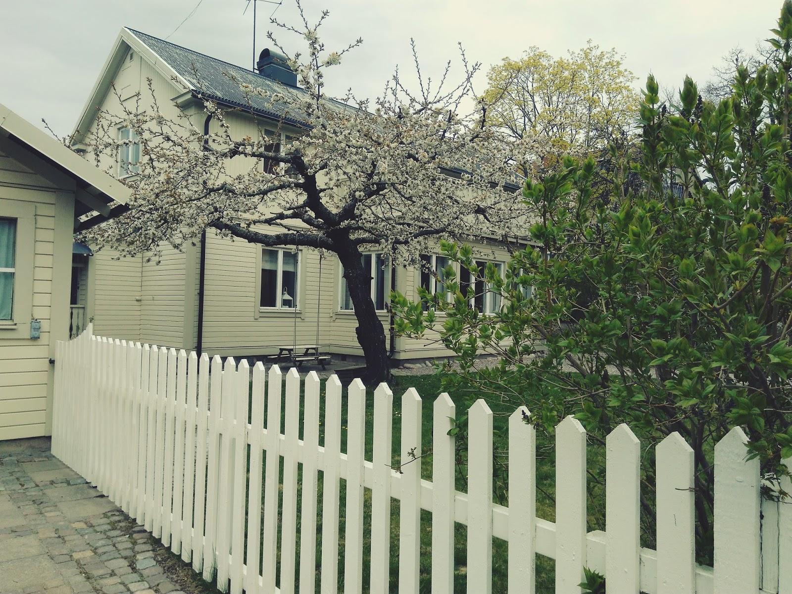 Szwedzkie domki
