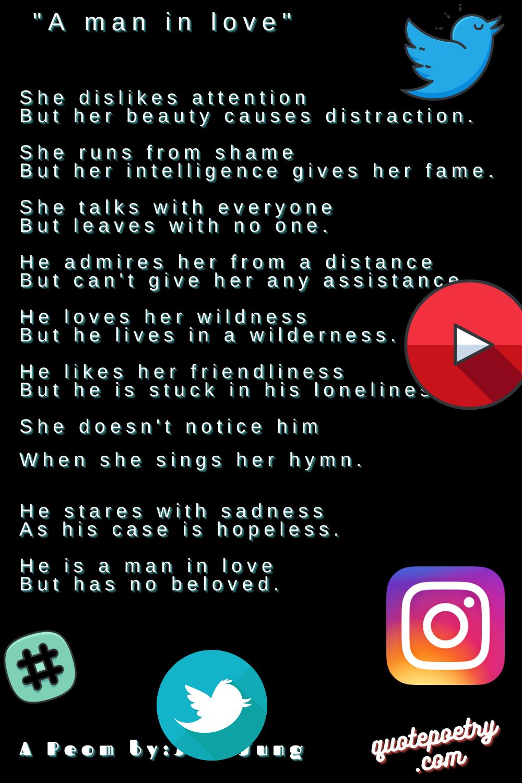 Poetry nice romantic A Nice