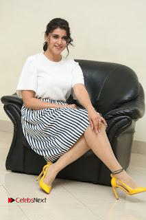 Mannara Chopra Latest Pictures in Short Dress at Thikka Audio Launch ~ Celebs Next