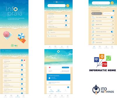 Info Praia - Tenha toda a informação detalhada sobre as praias nesta excelente aplicação!!!
