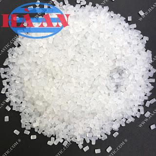 Hạt nhựa LDPE sủi không mùi thổi túi PE, thổi túi LDPE