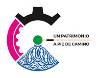 logotipo Un patrimonio a pie de camino