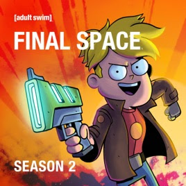 Final Space Temporada 2 audio español