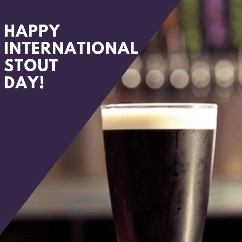 International Stout Day Wishes For Facebook